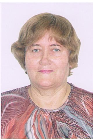 Боричевская Валентина Васильевна