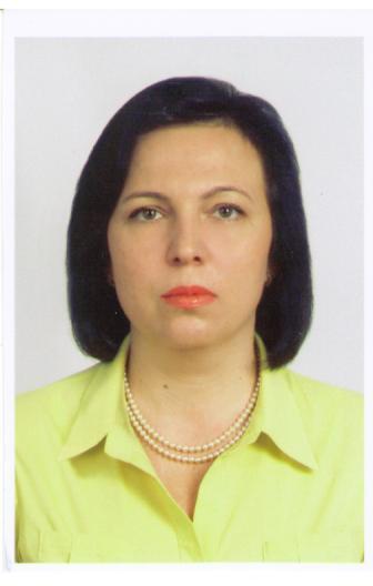 Бурлака Виктория Владимировна